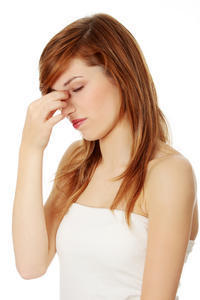 I have terrible headaches due to sinus congestion on my temple and forehead.