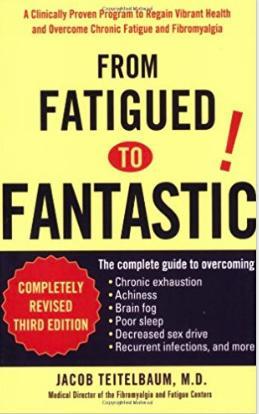 How can i get past cfs fatigue?