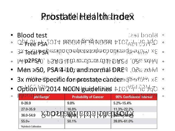 Does psa blood test need fasting?