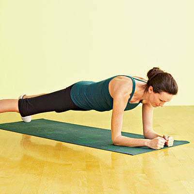 What are some effective exercises to tone stomach muscles?