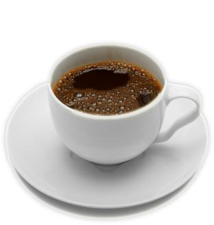 I want to know the side effects of caffeine as a result of excess coffee consumption?