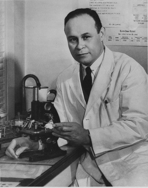 What accomplishments is dr charles richard drew recognized for?