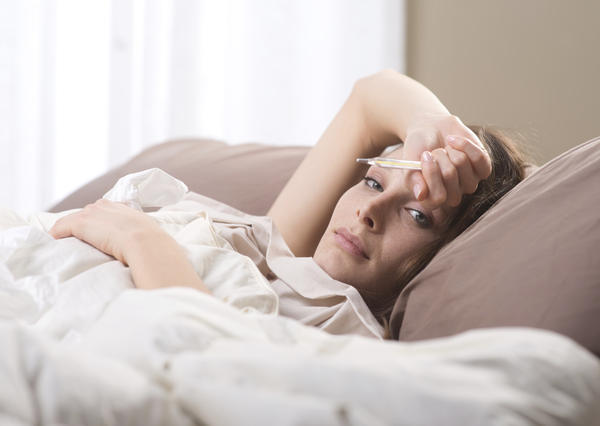 Can flu symptoms come on the same day as infection? .