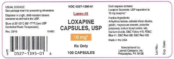 How do you discontinue the use of loxapine?
