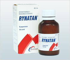 What is rynatan used for?
