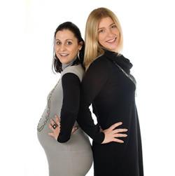 Gestational surrogacy--sick of hearing about rich nyc career women hiring poor women in rural america. Anyone?