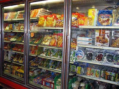 Is frozen food as healthy as fresh?