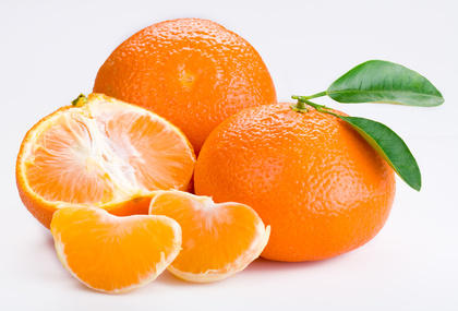 What nutritional benefits do tangerines have?