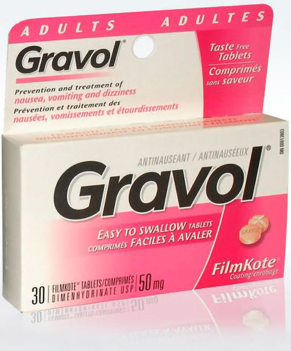I take a gravol for sleep every night, the kind that's drowsy. Will this have long term body side affects?