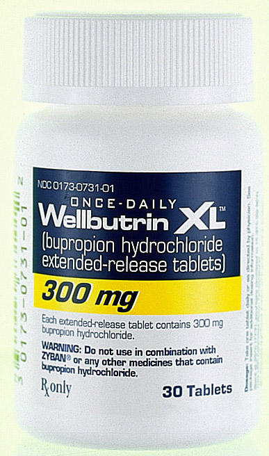 What is a generic form of wellbutrin (bupropion)?