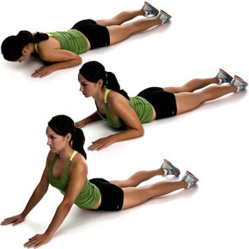 </p> <p>best exercise for back pain