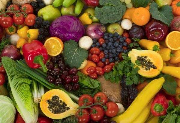 What role does nutritious food play in healing?