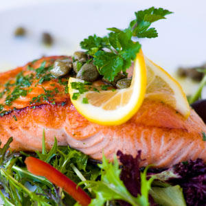 What is the healthiest way to prepare fish?