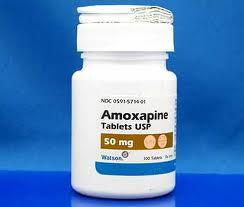 Is it safe to stop taking amoxapine?
