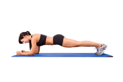 How do I get super awesome rock hard abs without gym equipment?