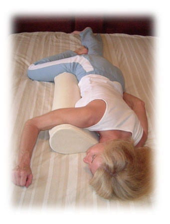 Is it ok for a stomach sleeper to use a wedge foam pillow?