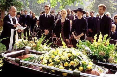 What is effect if you do not attend a family funeral due to being far away?