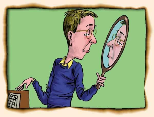 How do you deal with someone who is truly narcissistic?