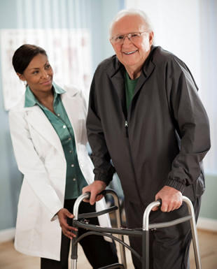 After a hip replacement does everyone go into rehab?