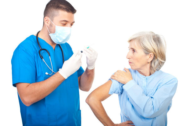 What are side effects of  a tetanus vaccine?