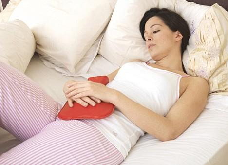 Is it true that if you have heavy periods then you can get pregnant easily?