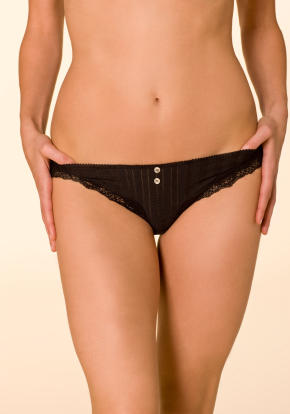 I have no pubic hair due to waxing and i'm worried about my jeans?