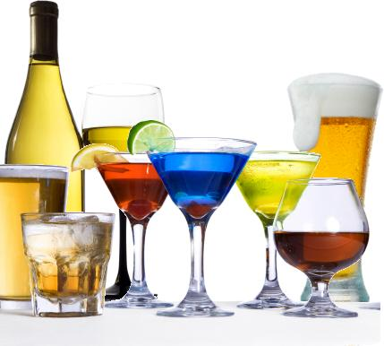 Are there any benefits of drinking alcohol?