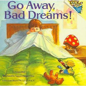 How do you stop bad dreams from happening?