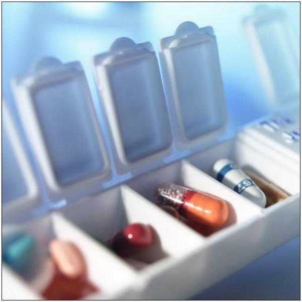 Any tips to an elderly patient remember to take their medications?