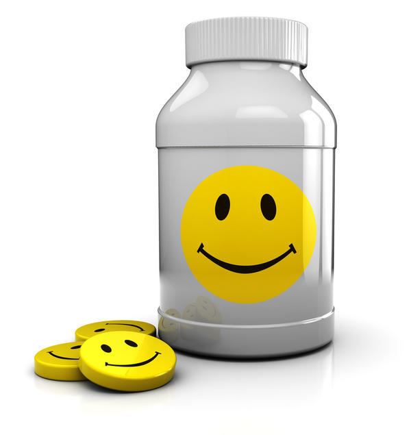 Will Prozac (fluoxetine)  really make people happier?