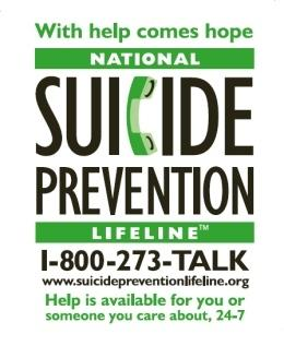 In these tough economic times why does the country spend money on suicide prevention?