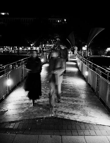 Can taking daily walks at night help with depression?