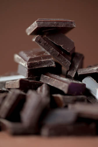 Is chocolate a dangerous food obsession?