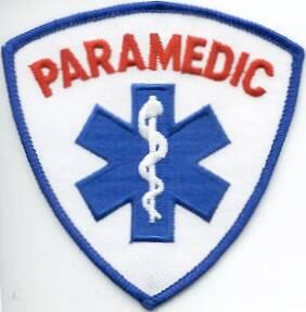What do paramedics do?