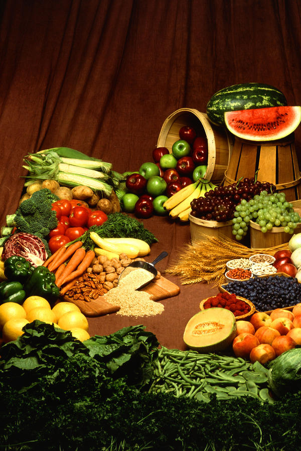 How can you continually change your diet to make it interesting / healthy?