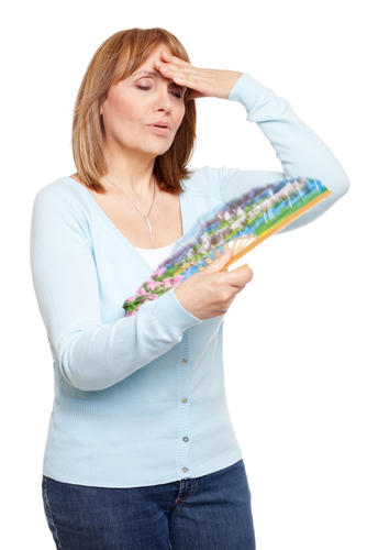 Is it normal for menopause symptoms to last for 2 and a half years?