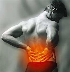 How come my back injury causes me to have pain in my legs?