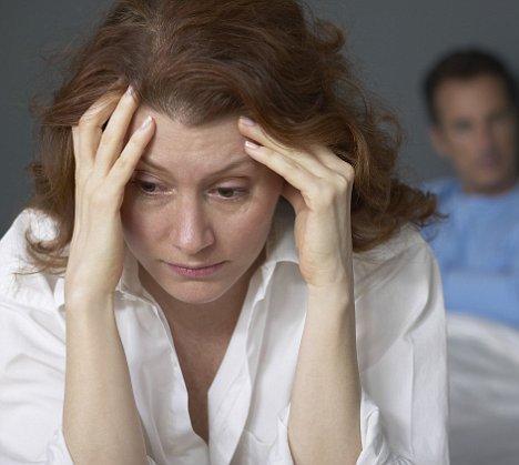 What percentage of women take/have taken some kind of medicine for depression?