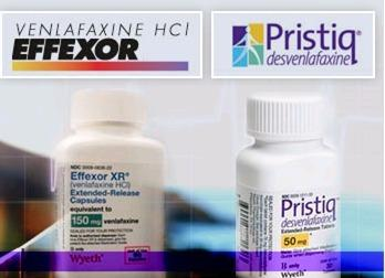 Pristiq (desvenlafaxine) vs Effexor --are they different?