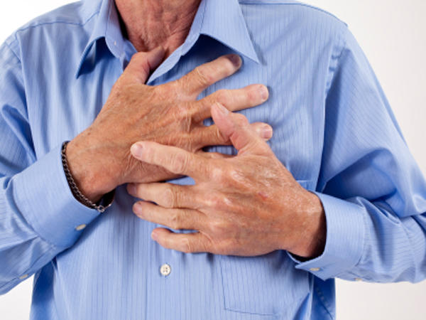 I have chest tightness but no other symptoms, just tired?