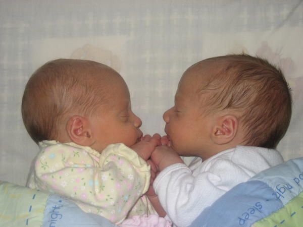 Is having twins a good or bad thing?