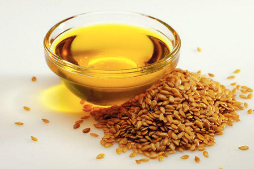 Would flax seed oil or fish oil be a better blood thinner?