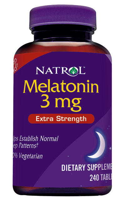 Melatonin (homeopathic, for sleep)-are there side effects in perimenopause?