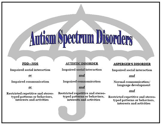 Is asperger's syndrome a type of autism?