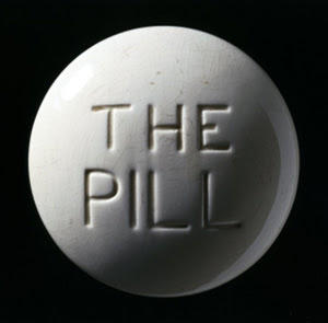 Can switching to birth control pill while still on Depo-Provera cause high risk pregnancy in the future?
