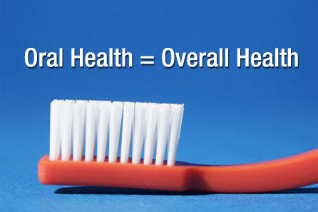 Can poor dental health increase cholesterol?