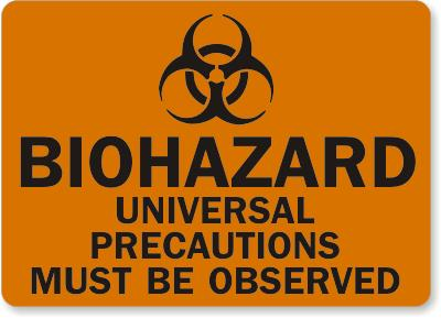 What are universal precautions?