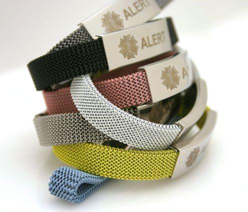When should I wear an id bracelet?