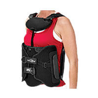 Recommendations for a back brace for larger breasts?