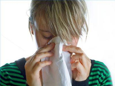 What medicine can treat a runny nose?
